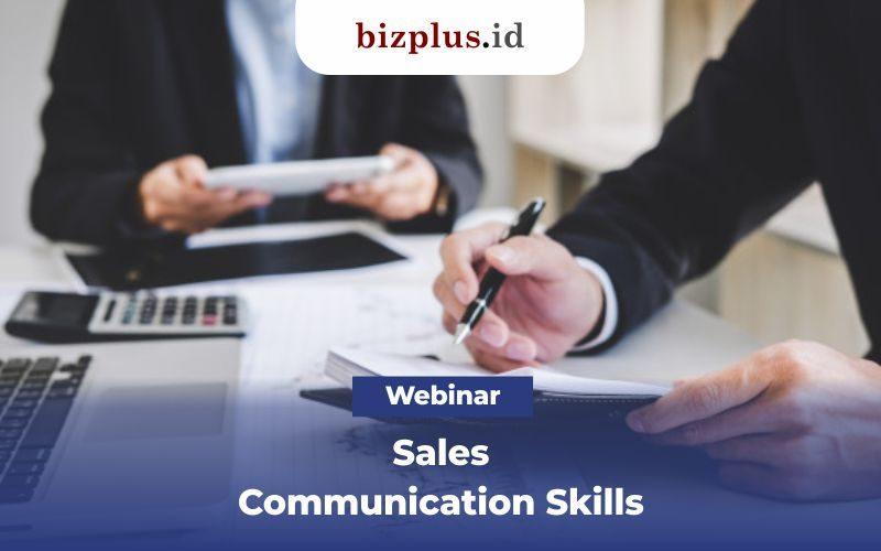 Cover Sales Communication Skills