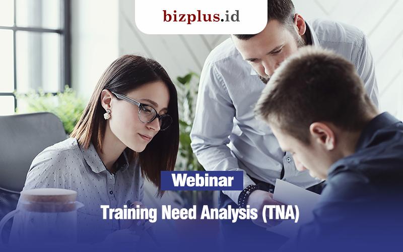 Training Need Analysis (TNA)