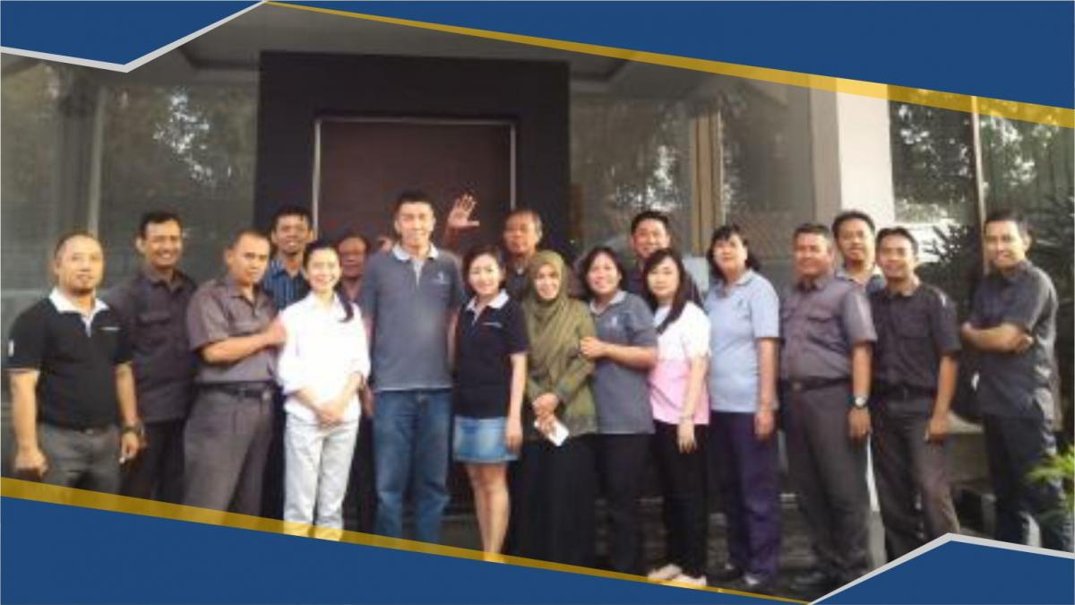 Suryacipta Interindo is Certified ISO 9001:2015
